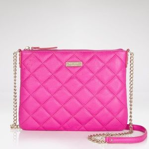 Kate Spade Gold Coast Ginnie Hot Pink